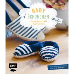 EMF Babyschühchen stricken