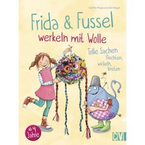 OZ Frida & Fussel werkeln mit Wolle