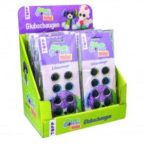 TOPP Mini Glotzies Displ. 10 Ex. Glubschaugen