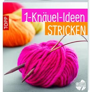 TOPP 1-Knäuel-Ideen Stricken