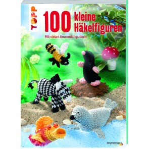 TOPP 100 kleine Häkelfiguren