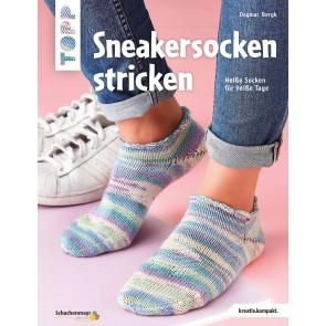 TOPP Sneakersocken stricken/komp.