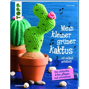 TOPP Kaktus selbst gehäkelt/komp.
