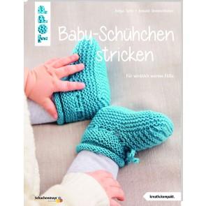 TOPP Baby-Schühchen stricken/komp
