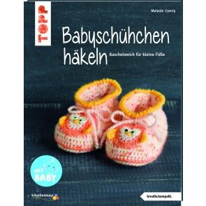 TOPP Babyschühchen häkeln/kompakt