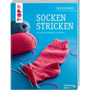 TOPP basiswissen Socken stricken