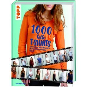 TOPP 1000 tolle T-Shirts nähen