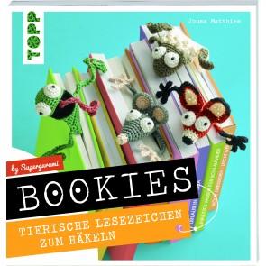 TOPP Bookies. Tierische Lesezeichen z. Häkeln by Supergurumi