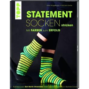 TOPP Statement Socken stricken
