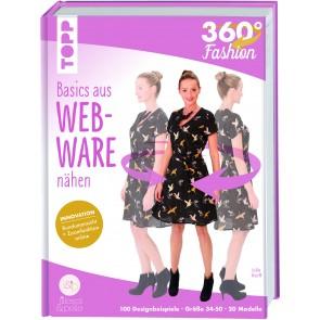 TOPP 360ø Fashion Basics aus Webware nähen