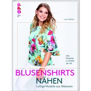 TOPP Blusenshirts nähen