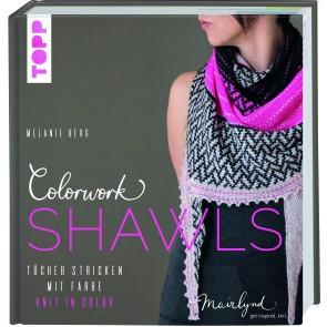 TOPP Colorwork Shawls