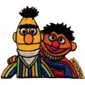 """Appl. """"Ernie und Bert"""" (groß)"""