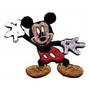 "Appl. ""Mickey Mouse"", winkend"