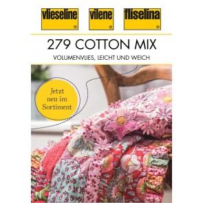 VLIESELINE Cotton Mix 80/20; 220x270cm