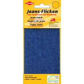 Jeans-Flickstoff KLEIBER,aufbg