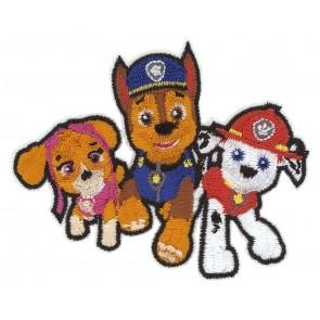 "Appl. Paw Patrol ""Trio"""