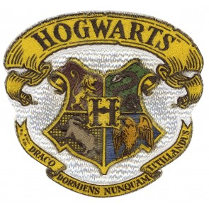 Appl. HARRY POTTER - Hogwarts Logo