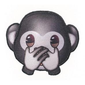 Appl. EMOJI Affe nicht sprechen