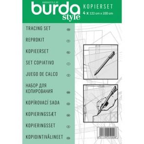 "Kopier-Set ""BURDA"" mit Stift"