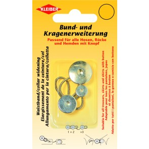 Bund-Kragenerweiterung KLEIBER, Met.