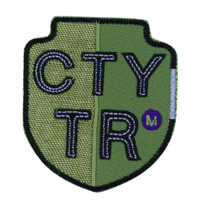 App. HANDY21 CTYTR Wappen braun/grau