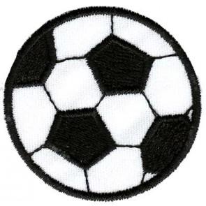 App. HANDY Fußball schwarz