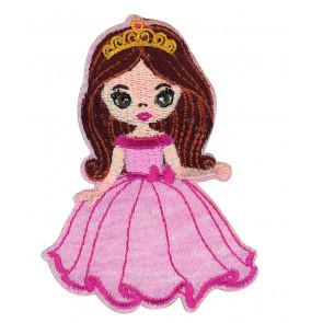 App. HANDY21 Prinzessin rosa mit Krone