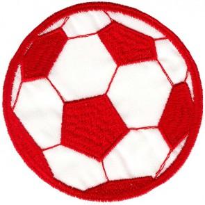 App. HANDY Fußball rot