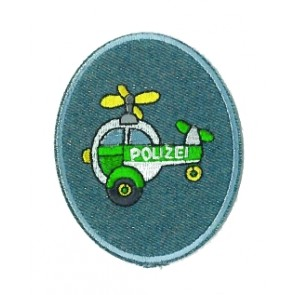App. HANDY Polizeihubschrauber (Patches)