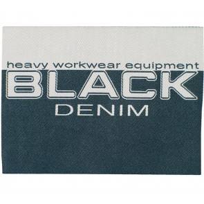 App. HANDY black denim