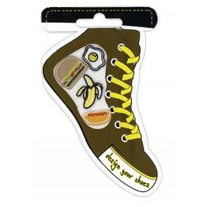 Schuhmotive Design your Shoes Snacks