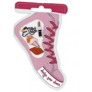Schuhmotive Design your Shoes Einhorn