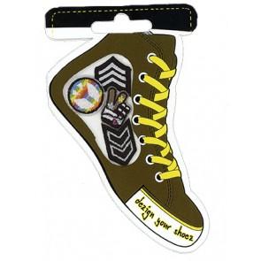 Schuhmotive Design your Shoes Peace