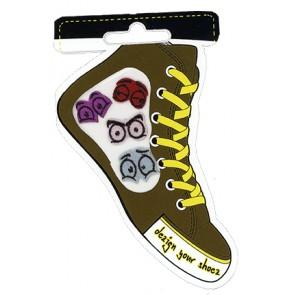 Schuhmotive Design your Shoes Augen
