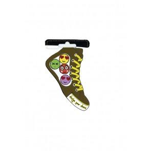 Schuhmotive Design your Shoes Smileys