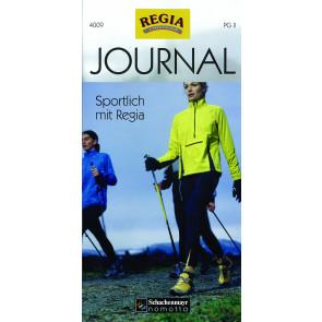 Journal REGIA sportlich *