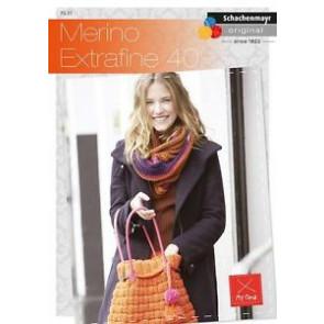 Booklet Merino SCHACHENMAYR N.005 *