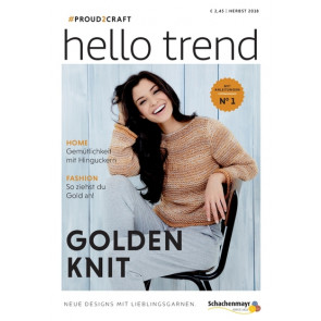 hello trend Nr. 1 Golden Knit