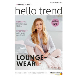hello trend Nr. 2 Lounge-Wear