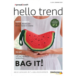 hello trend Nr. 4 Bag It