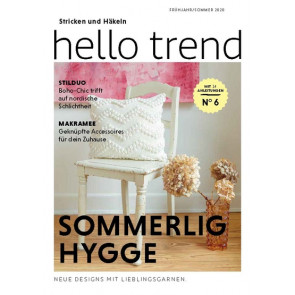 hello trend Nr. 6  sommerlig hygge