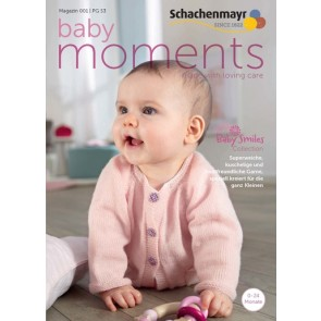 SCHACH. Mag. 001 - Baby Moments