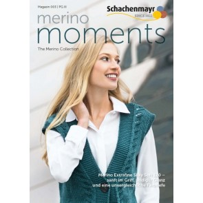 SCHACH. Mag. 003 - Merino Moments*