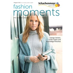 SCHACH. Mag. 016 - Fashion Moments