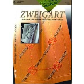 ZWEIGART-Brosch. Hardanger *