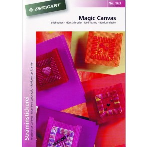 ZWEIGART-Brosch. Magic Canvas