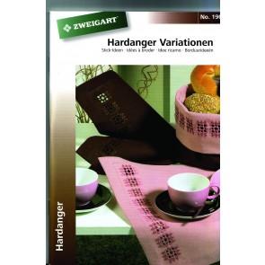 ZWEIGART-Brosch. Hardanger Variationen*