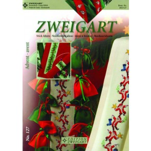 ZWEIGART-Brosch. Advent