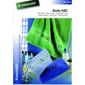 ZWEIGART-Brosch. Bade ABC